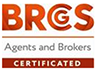 BRCS Certification Logo